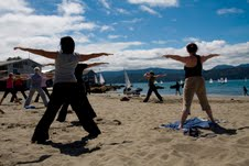 beach yoga 10