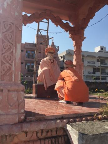 ali and greatgrandfather guru