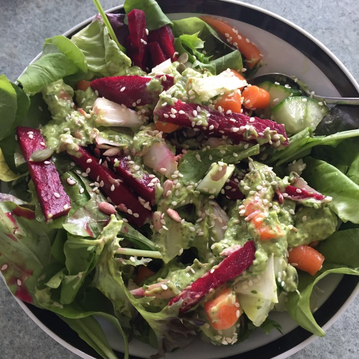 Anabelle's salad