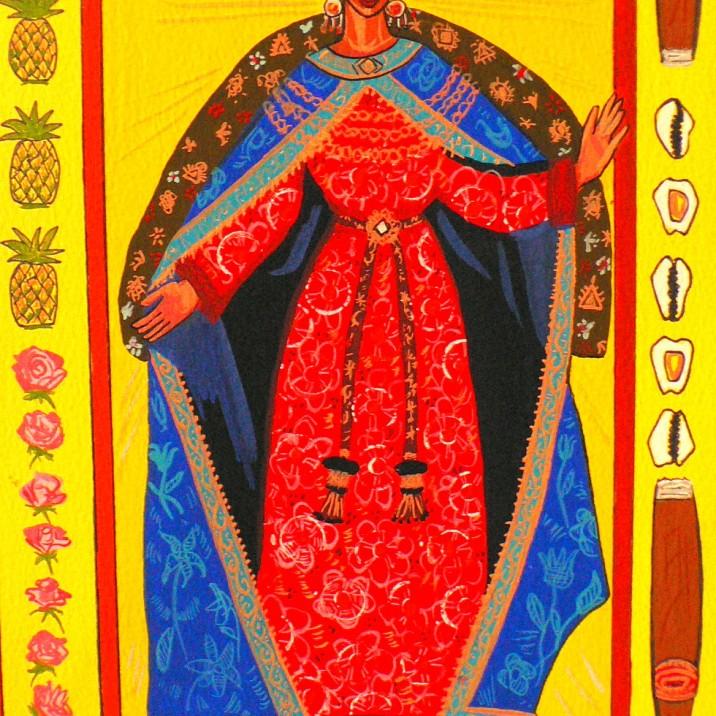 Virgin of Santaria