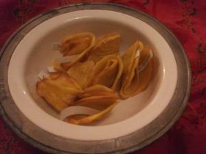 potluck fortune cookies
