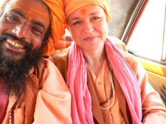 Ali and Guruji