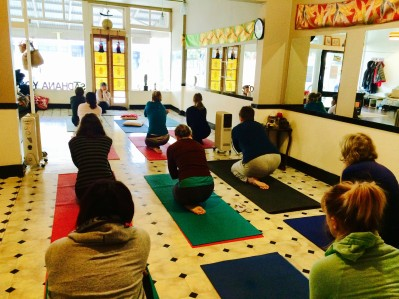 Ali teaching 4