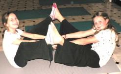 Sammy 2 yoga